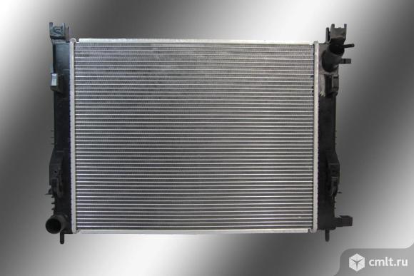 Радиатор лада веста xray логан сандеро. Фото 1.