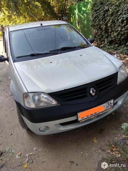 Renault Logan - 2006 г. в.. Фото 1.