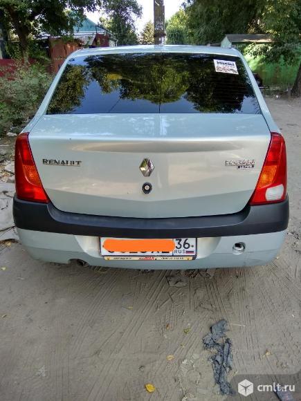 Renault Logan - 2006 г. в.. Фото 2.
