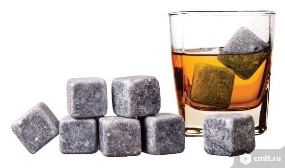 Камни для виски WHISKEY STONES. Фото 1.