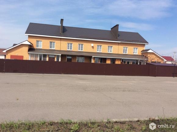 Таунхаус, 120 м2+терасса 20 м2+ гараж(20 м2)+участок 4 сот.. Фото 1.
