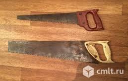 Продам ножовка по дереву бу. Фото 1.