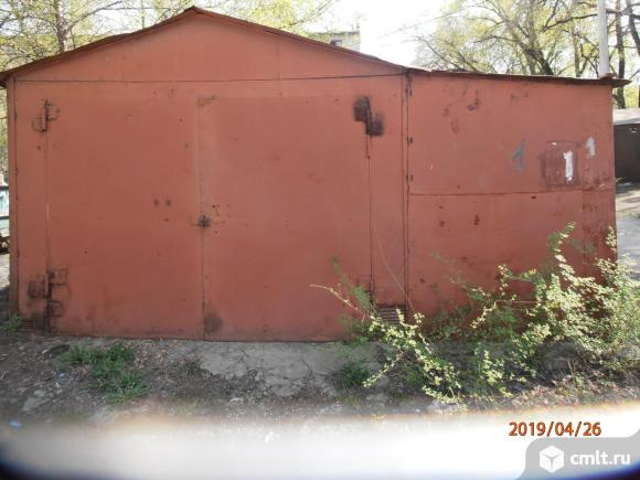 Сдам металлический гараж 26 м2 в Лев-ом. р-не по ул.Путилина . Видео-наблюдение. Фото 1.
