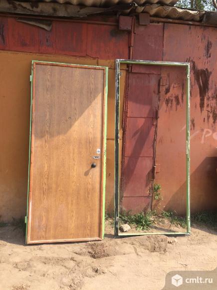 Дверь металлическая. Фото 3.