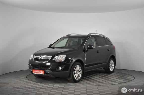 Opel Antara - 2012 г. в.. Фото 1.