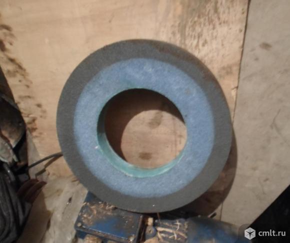 Наждачные круги. Фото 1.