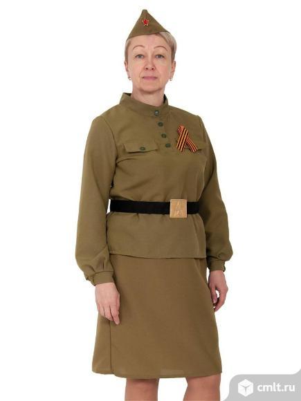 Взрослые военные карнавальные костюмы. Фото 2.
