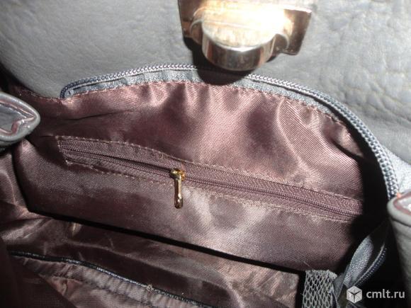 Новая сумка. Фото 4.