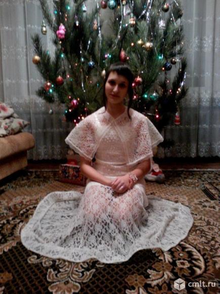 Платье размер 40-42 праздничное для девочки-подростка. Фото 11.