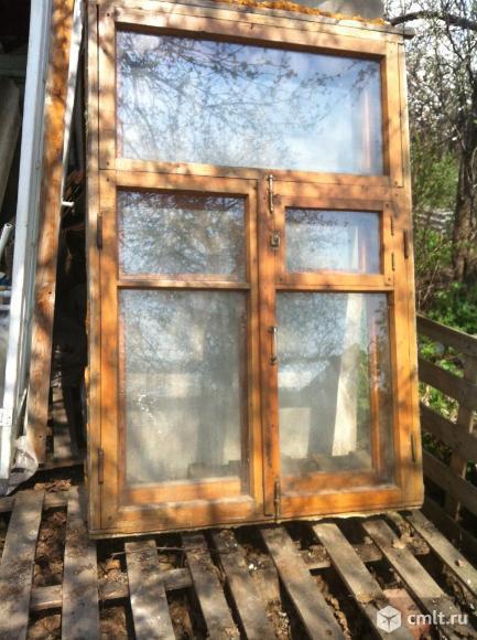 Окно. Фото 1.