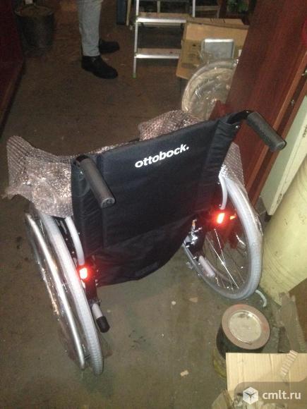 Инвалидное коляска ortonica base 180. Фото 4.