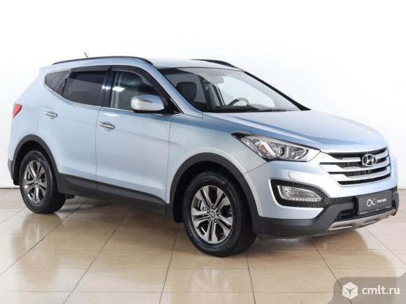 Hyundai Santa Fe - 2013 г. в.. Фото 1.