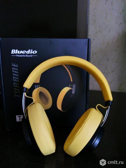 Наушники Bluedio. Фото 1.