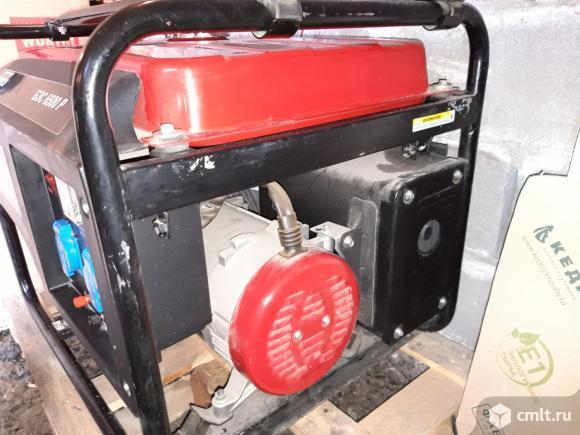 Генератор бензиновый Elitech бэс 6500Р. Фото 3.