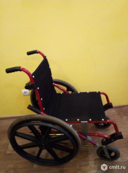 Инвалидная коляска новая, 5 тыс. р. Фото 3.