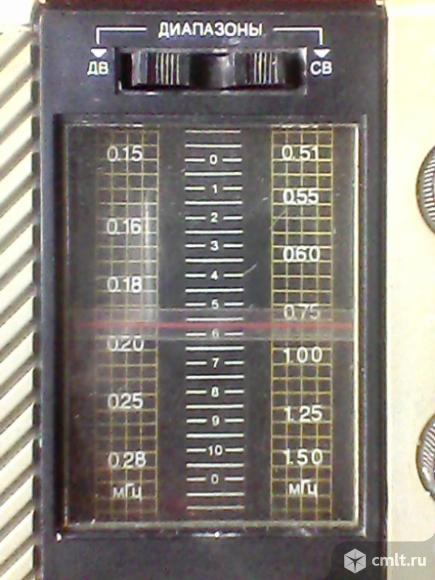Радиоприемник Альпинист-321. Фото 4.