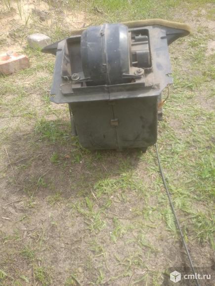 Печка на ваз 2108-09. Фото 2.