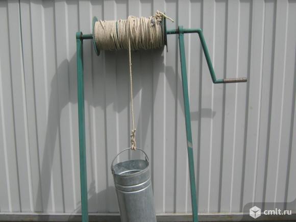 Вертушка для скважины. Фото 2.