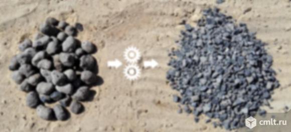 Дробилки керамзита,известняка,дробилки комков. Фото 3.