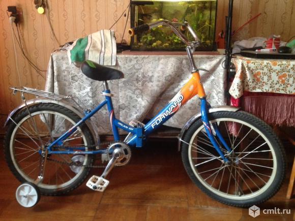 Детский велосипед Forward MILAN 101. Фото 1.