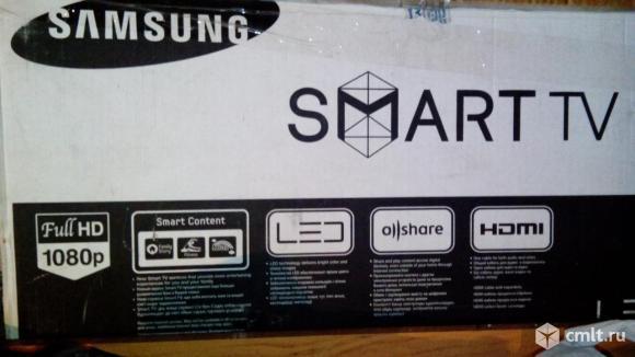 Телевизор SAMSUNG битая матрица. Фото 8.