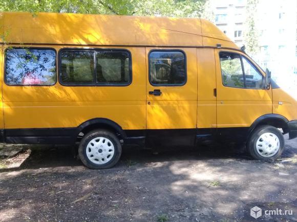 Автобус ГАЗ 3234 - 2006 г. в.. Фото 1.