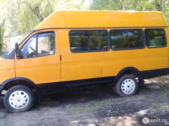 Автобус ГАЗ 3234 - 2006 г. в.. Фото 3.