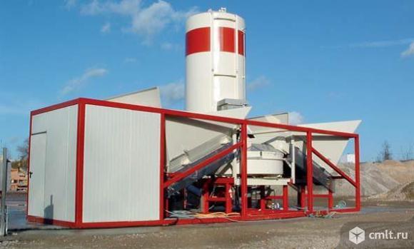 Мобильный бетонный завод SUMAB K-30. Фото 3.