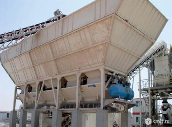 Стационарный бетонный завод Sumab  Т-30. Фото 1.