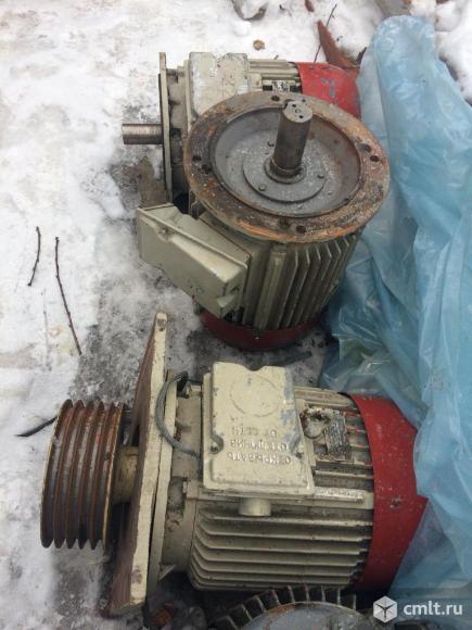 Электродвигатели. Фото 5.