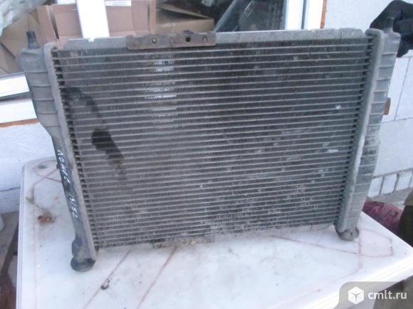 для Daewoo Lanos, Chevrolet Lanos, ЗАЗ Sens,ZAZ Chance радиатор охлаждения номерDAEWOO 96181931, 96559565, P96351263, 52484500ZAZ 96351263, 96559565, 96181931, 52484500