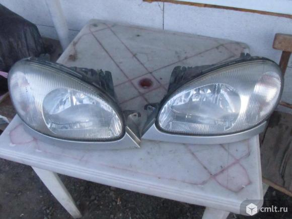 ля Daewoo Lanos, Chevrolet Lanos, ЗАЗ Sens,ZAZ Chance фара передняя левая, правая бу номер 96304611, 96304610