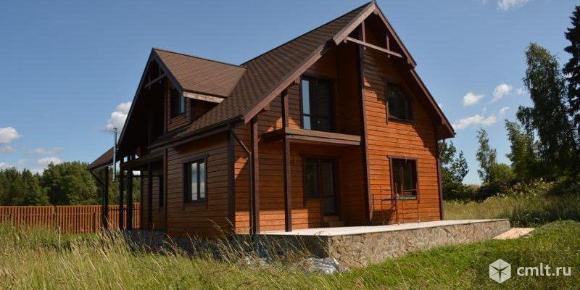 Строительство: дома, бани, гаражи. Фото 1.