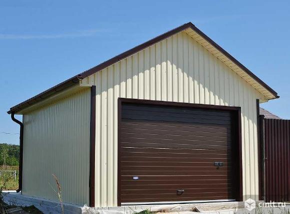 Строительство: дома, бани, гаражи. Фото 3.
