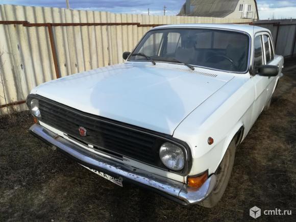 ГАЗ 24-10-Волга - 1987 г. в.. Фото 1.