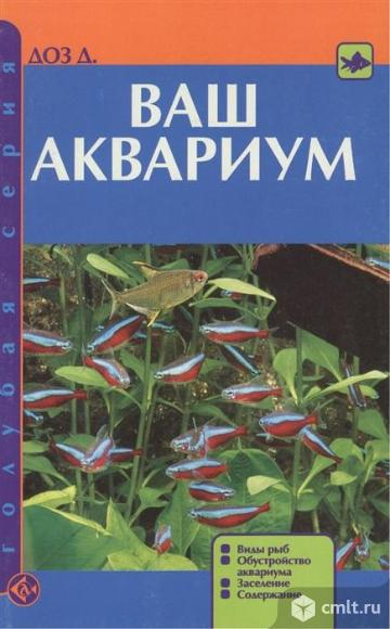 Ваш аквариум. Фото 1.