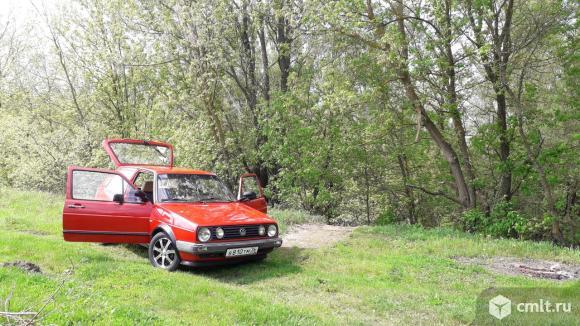Volkswagen Golf 2 - 1985 г. в.. Фото 1.