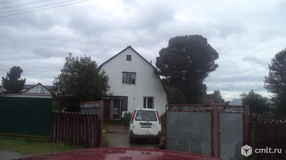 Продается: дом 97.5 м2 на участке 9.88 сот.. Фото 1.