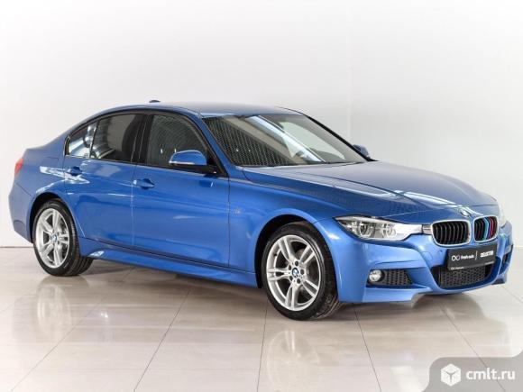 BMW 3 серия - 2017 г. в.. Фото 1.