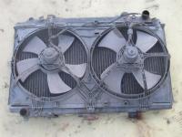 для Nissan Maxima j30 радиатор охлаждения двигателя бу номер 2141085E00 вентилятор охлаждения двигателя номер 2148185E00 , 2148196E01, 2148196E00, 2148196E07 - -3000 руб.