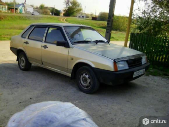 ВАЗ (Lada) 21099 - 1997 г. в.. Фото 1.