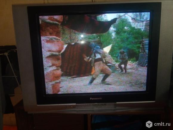 Телевизор кинескопный цв. Panasonic TX29FJ20T. Фото 3.