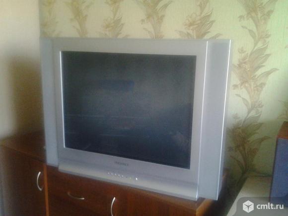 Телевизор кинескопный цв. Samsung CS29K5. Фото 1.