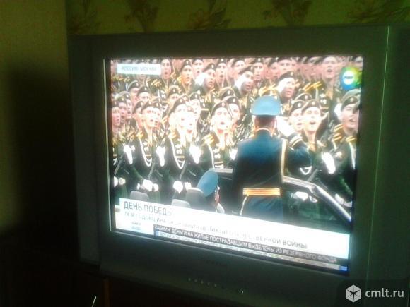 Телевизор кинескопный цв. Samsung CS29K5. Фото 3.