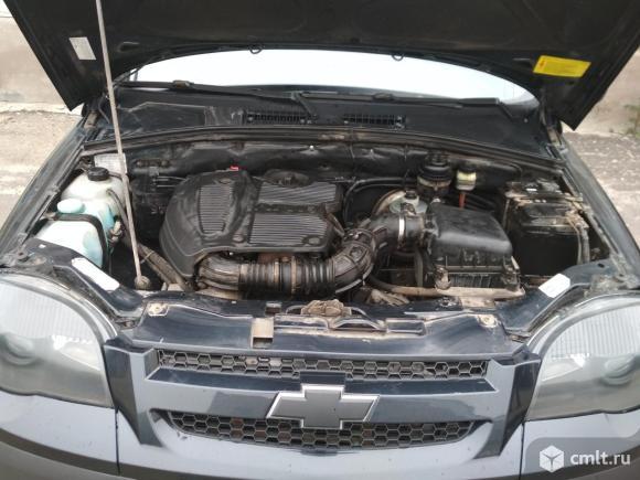 Chevrolet Niva - 2014 г. в.. Фото 10.