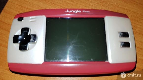 Игровая консоль jungle pocket. Фото 1.