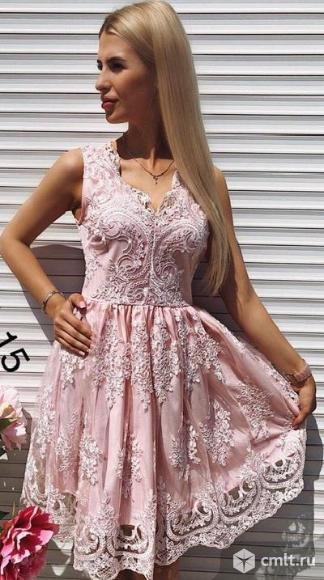 Вечернее платье. Сарафан. Фото 1.
