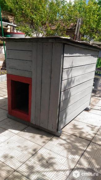 Продаю будку для собаки. Фото 1.