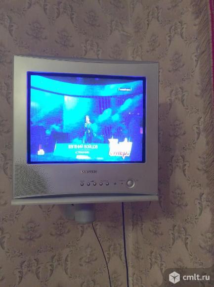 Телевизор кинескопный цв. Samsung CS-15K2MJQ. Фото 1.