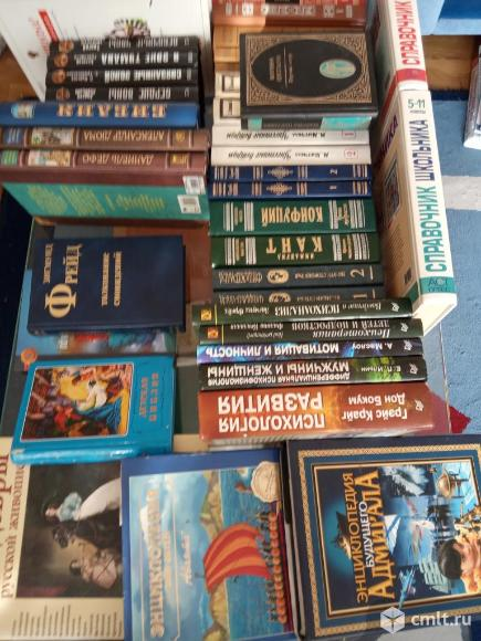 Домашняя библиотека  детской и взрослой  литературы. Фото 16.
